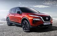 Nissan X-Trail нового поколения будет похож на Juke?