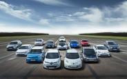 Топ-10 электромобилей года. Что покупают в Украине?