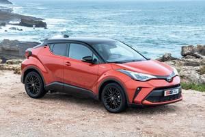 Тест-драйв Toyota C-HR. Заводной апельсин