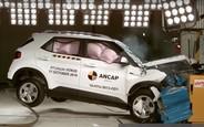 Новый кроссовер Hyundai Venue проверили на безопасность. Не все так гладко! ВИДЕО
