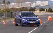 Лось в порядку! Новий BMW 3-Series пройшов тест на керованість. ВІДЕО