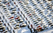 С кем зимовали? Топ-10 самых популярных б/у машин прошлого сезона