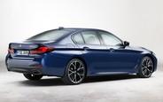 Что с «ноздрями»? Первые фото обновленного BMW 5 серии G30 LCI