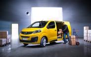 Электрический фургон Opel Vivaro-e появится до конца года