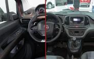 Что выбрать? Fiat Doblo Panorama или Peugeot Rifter