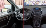 Что выбрать? Ford Tourneo Connect против Volkswagen Caddy