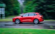 Тест-драйв Ford Kuga: Як за кам'яною стіною