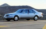 Почему 8-литровый Mercedes-Benz S-Class W140 остался только на чертежах