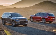 Новый Jeep Grand Cherokee стал семиместным. Что еще?