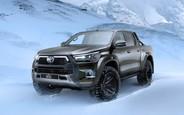 Что мне снег? Самый внедорожный вариант Hilux АТ35 от Toyota