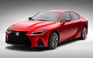 Большой V8 возвращается на Lexus IS