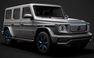 Электрический Mercedes-Benz G-Class: имя есть! Как долго ждать?