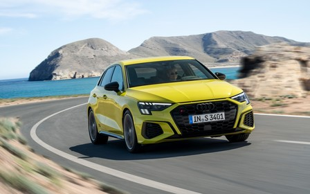 А на гаряче? Нове покоління Audi S3 отримало 310-сильний двигун