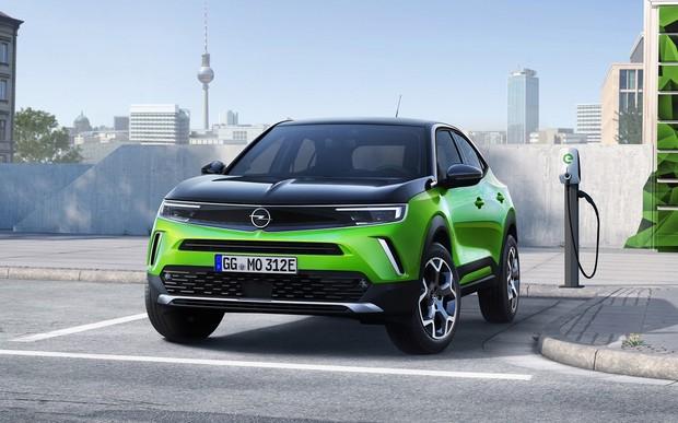 А теперь серьезно! Opel Mokka второго поколения дебютировал