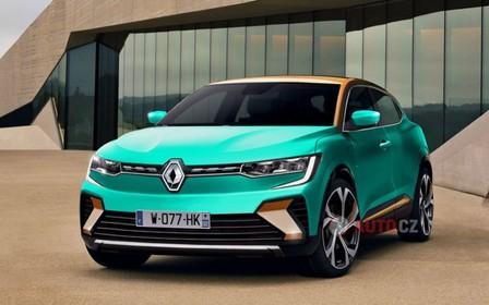 А теперь серийный! Как будет выглядеть новое поколение Renault Megane?