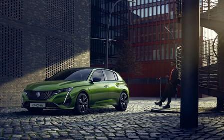 А вот и он! Новый Peugeot 308 полностью рассекречен