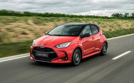 Абсолютно новий Toyota Yaris