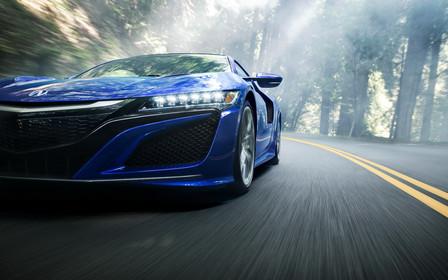 Acura определилась с характеристиками NSX