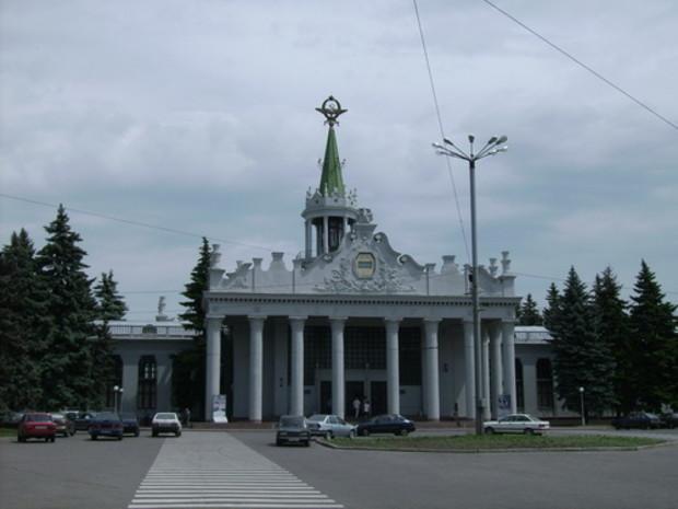 Аэропорт Харькова начали реконструировать