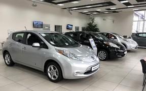 AIS AutoTrade снизил цены на Nissan Leaf до 9 900$!