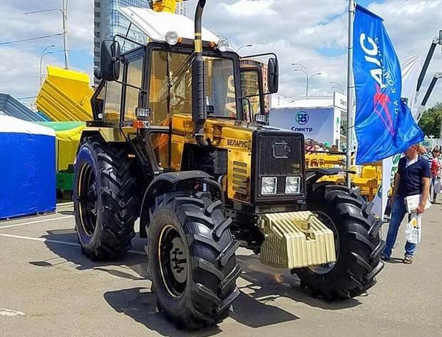 АИС предлагает трактора Belarus с кондиционерами!