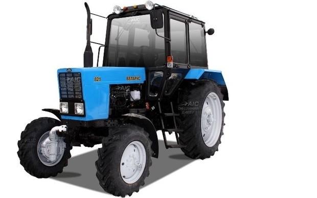 АИС предлагает трактора МТЗ Belarus по самой доступной в Украине цене!