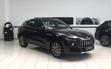 Акційна ціна на Maserati Levante GranLusso 2018 року