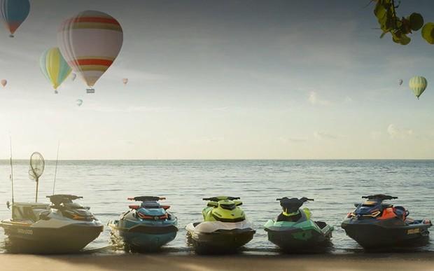 Акційна пропозиція на гідроцикли Sea-Doo 2019!