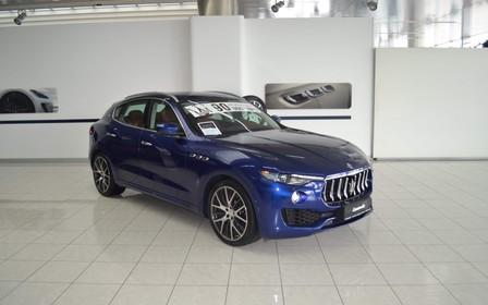 «Акційна вартість на Maserati Levante S»