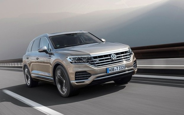 Акційні страхові тарифи для Volkswagen Touareg та Tiguan