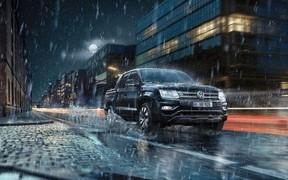 Акція на обмежений склад Volkswagen Amarok та T6.