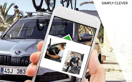 Акція на оригінальні запасні частини SKODA «Підготуй авто до відпустки».