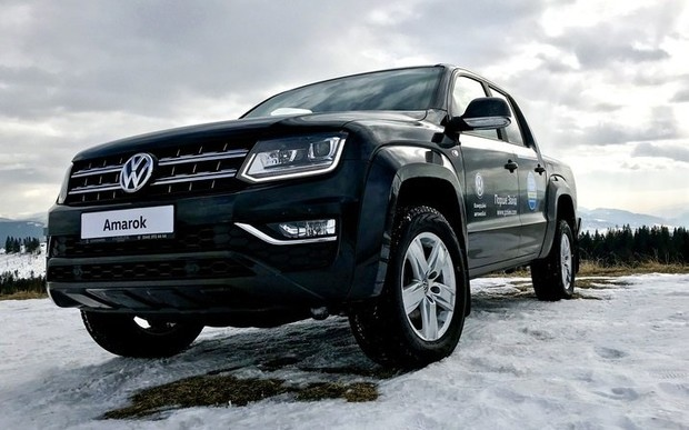 Акція на склад Volkswagen Amarok та T6.