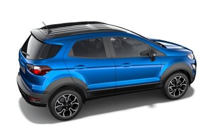 Активний на передок. Ford EcoSport Active розсекречено... Ну, майже