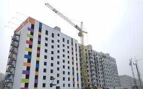 Актуальная информация о строительстве жилого комплекса «Воробьевы Горы на Полях»