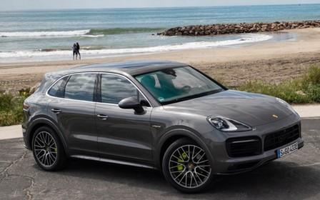 Актуальні спеціальні пропозиції по придбанню Porsche Cayenne.