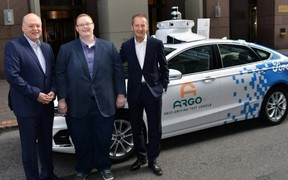 Альянс Ford – Volkswagen розширює глобальну співпрацю