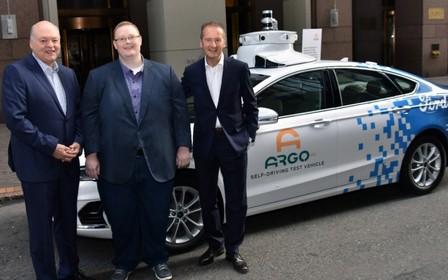 Альянс Ford - Volkswagen розширює глобальну співпрацю