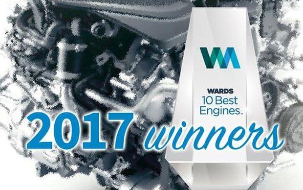 Американцы назвали 10 лучших двигателей года