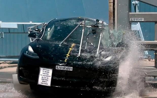 Американцы назвали самый безопасный автомобиль в истории