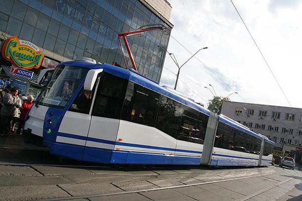АМК остановил закупку вагонов для линии скоростного трамвая в Киеве