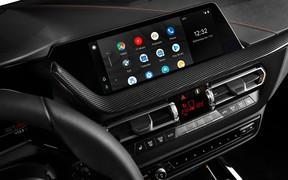 Android Auto появится на автомобилях BMW в 2020 году