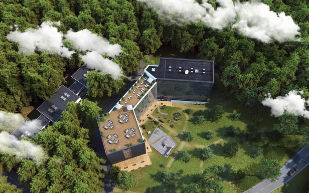 Апарт-готель Le Meandre. Инвестиції з дохідністю 15% у нерухомість в Буковелі