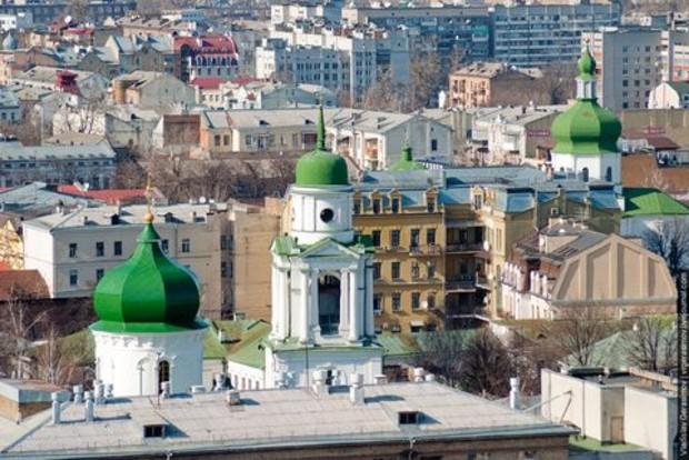 Аренда киевских церквей и мастерских будет обходится в 1 грн за год