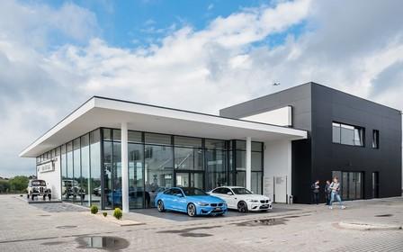 Арія Моторс відкриває новий автосалон BMW у Львові