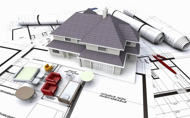 Армированная 3D-панель в жилом строительстве