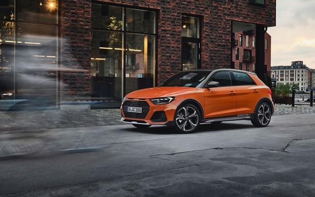 Audi A1 citycarver: новий зразок для наслідування