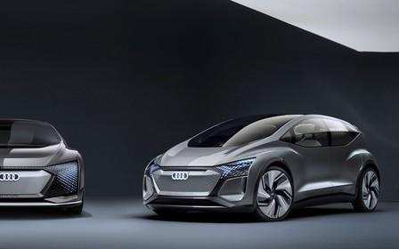 Audi AI: ME на виставці CES 2020
