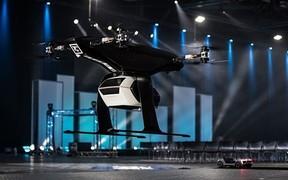 Audi, Airbus і Italdesign тестують концепт літаючого таксі