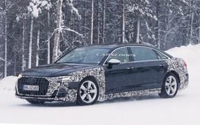 Audi готовит свой «Майбах». Каким он будет?